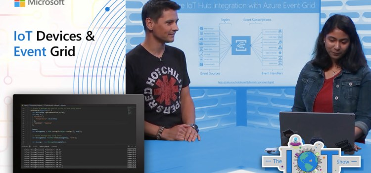 Azure IoT Hub integration with Azure Event Grid