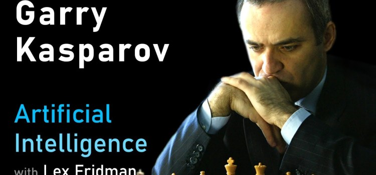 Garry Kasparov on Chess, Deep Blue, AI, and Putin
