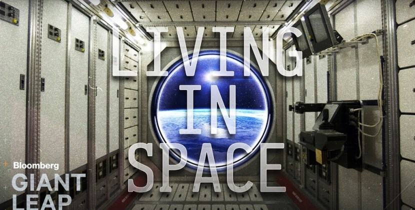 Welcome To Your Home in Space