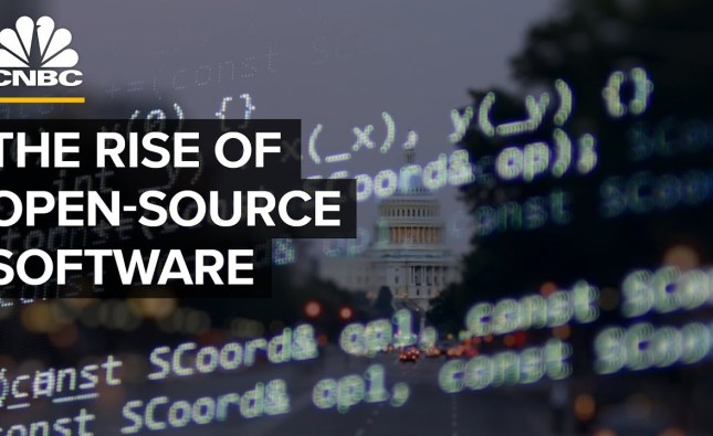 The Rise Of Open-Source Software