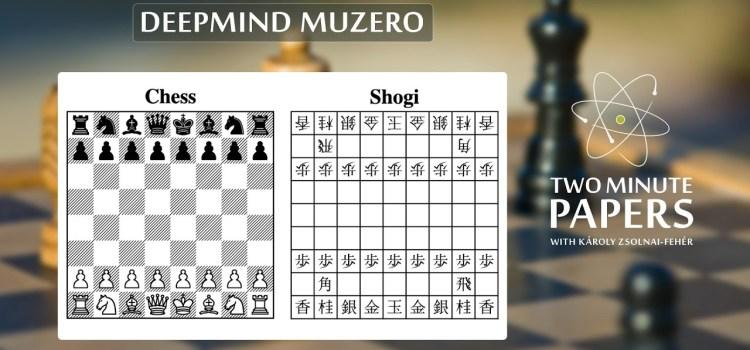 DeepMind's New AI MuZero Mastered More Than 50 Games