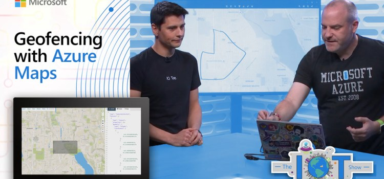 Geofencing with Azure Maps