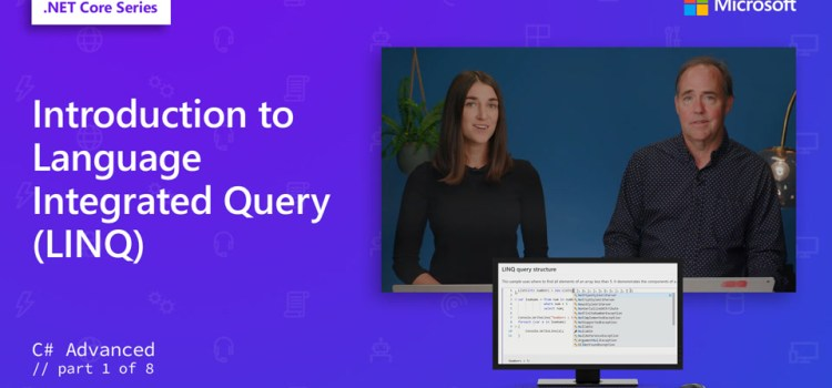 Introduction to Language Integrated Query (LINQ)