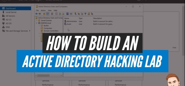 How to Build an Active Directory Hacking Lab