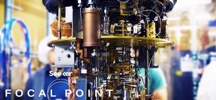 A Dark Matter Hunter Is Built With Quantum Computer Parts