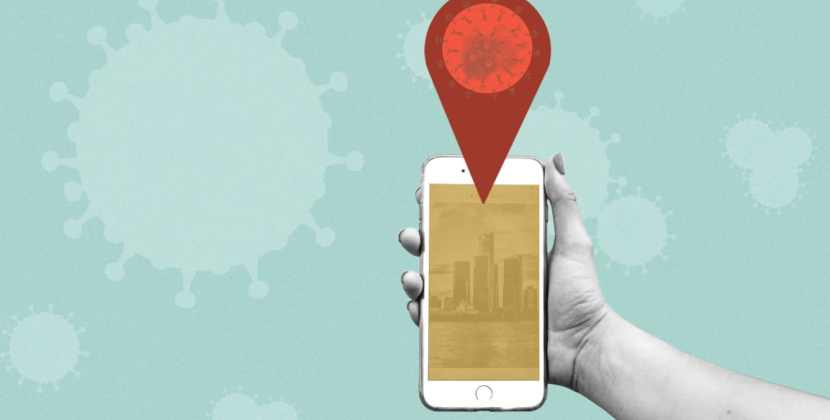 How our cellphone location data can save us from a COVID-19 recession