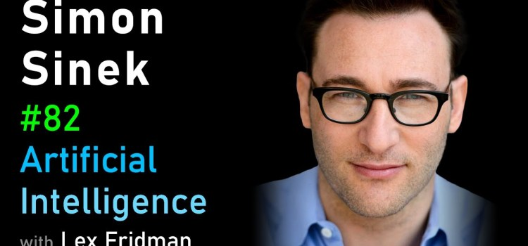 Simon Sinek on Leadership, Hard Work, Optimism and the Infinite Game
