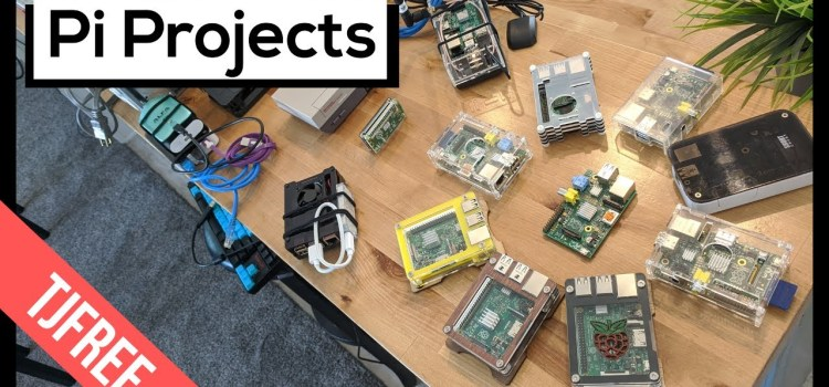 Raspberry Pi Projects 2020