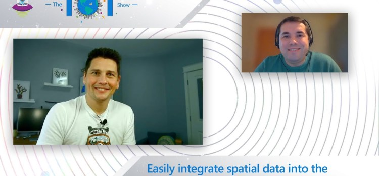 Easily Integrate Spatial Data into the Azure Maps