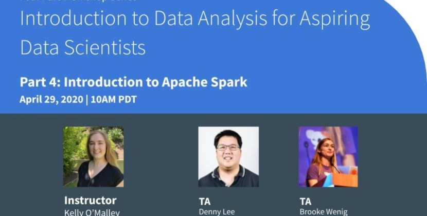 Intro to Apache Spark