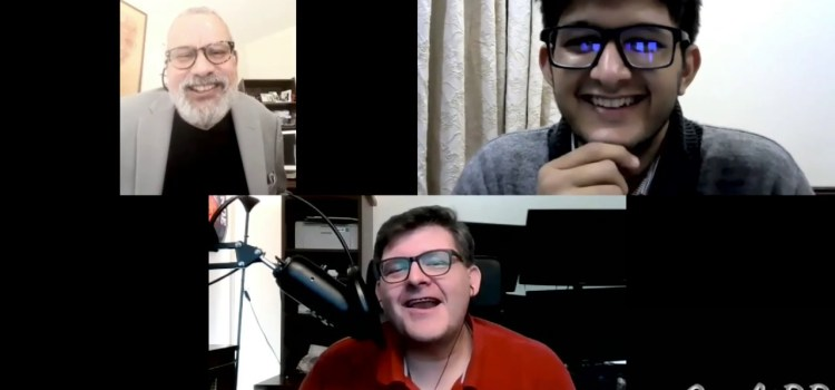 Guest Appearance on the AGI Inception Podcast