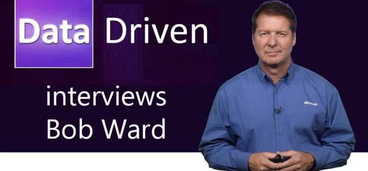 Bob Ward on SQL, Faith, and the Dallas Cowboys