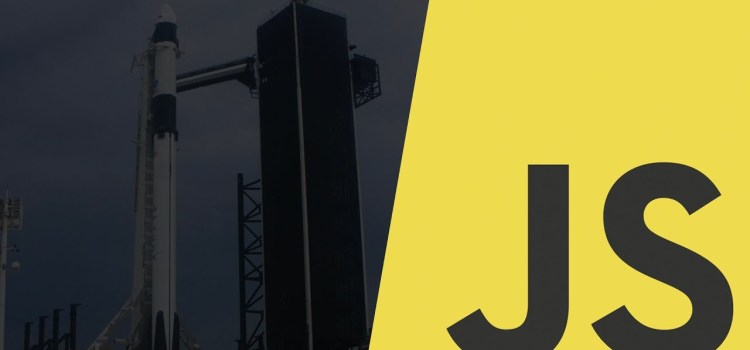 SpaceX used JavaScript in Dragon Flight