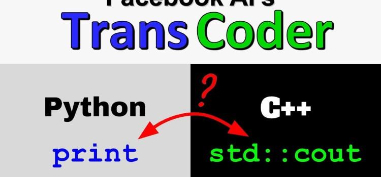 TransCoder: Unsupervised Translation of Programming Languages