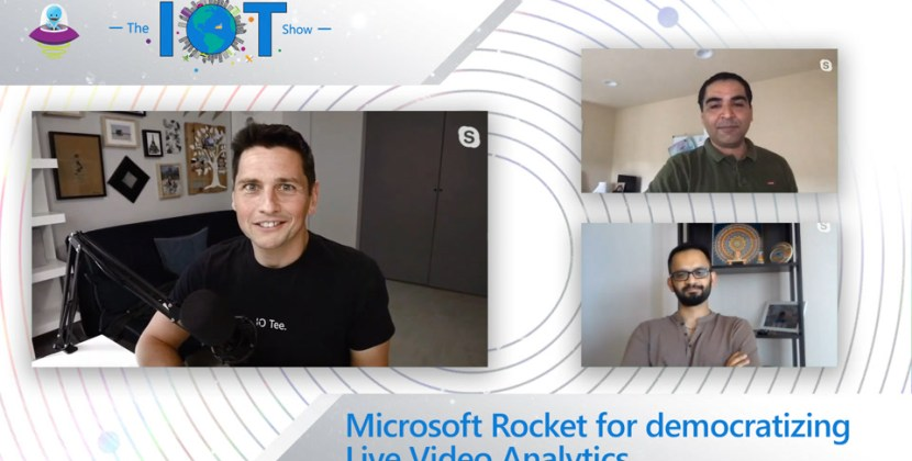 Microsoft Rocket for Democratizing Live Video Analytics