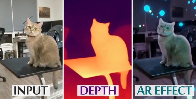 Amazing AI Powered AR Effects Are Coming