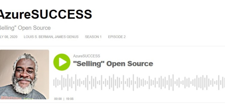 """""""Selling"""" Open Source"""