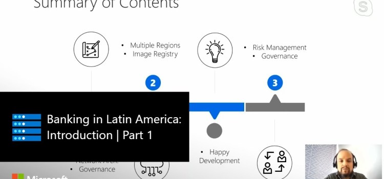 Technology & Banking in Latin America: Introduction | Part 1