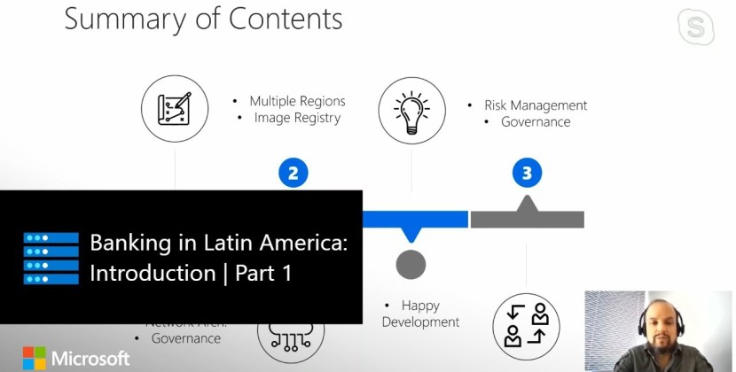 Technology & Banking in Latin America: Introduction   Part 1