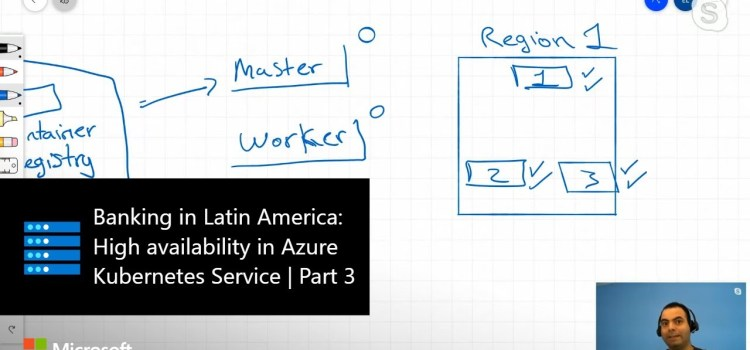 Banking in Latin America: High availability in Azure Kubernetes Service | Part 3