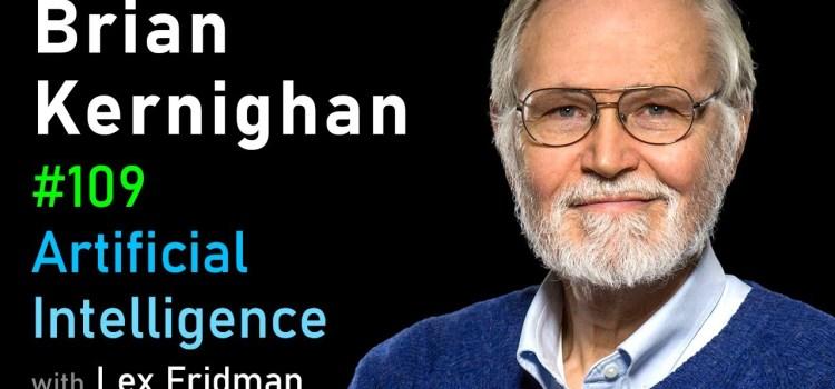 Brian Kernighan on UNIX, C, AWK, AMPL, and Go Programming