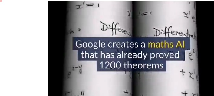 AI Can Now Prove Mathematical Theorems
