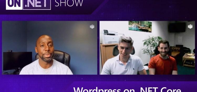 Can WordPress Run on .NET Core?
