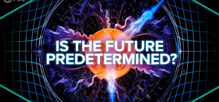 Is The Future Predetermined By Quantum Mechanics?