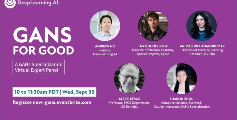 GANs for Good Virtual Expert Panel