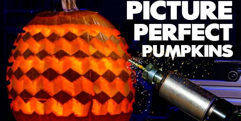 How to Make a Pumpkin Carving Robot ??