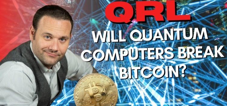Will Quantum Computers Break Bitcoin?