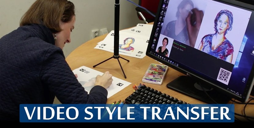 AI-Based Style Transfer For Video…Now in Real Time!