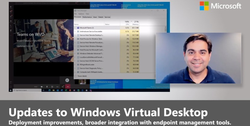 Windows Virtual Desktop 2020 Updates