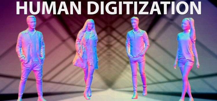 An That AI Creates A 3D Model of You