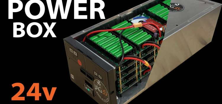 Easy to Build 2kWh PowerBox