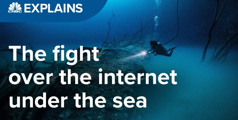 The Fight Over the Internet Goes Underwater