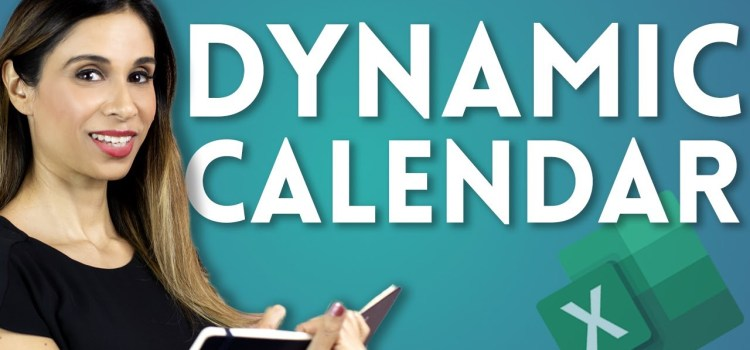 Can You Create a Calendar with Just One Formula in Excel?