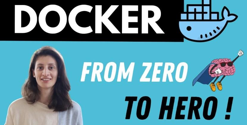 Complete Docker Tutorial for Beginners