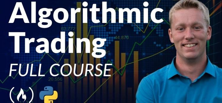 How to Do Algorithmic Trading Using Python