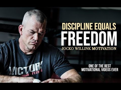 Jocko Willink on why Discipline Equals Freedom