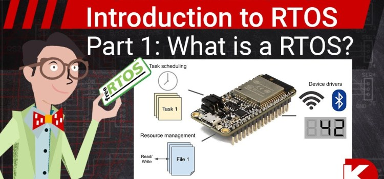 What is a Real-Time Operating System (RTOS)?