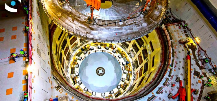 Inside The World's Largest Nuclear Fusion Reactor