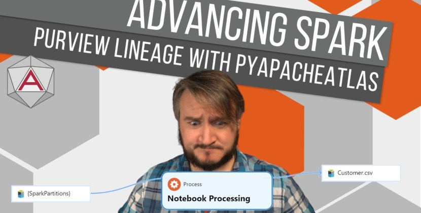 Manual Lineage with the Purview PyApacheAtlas API