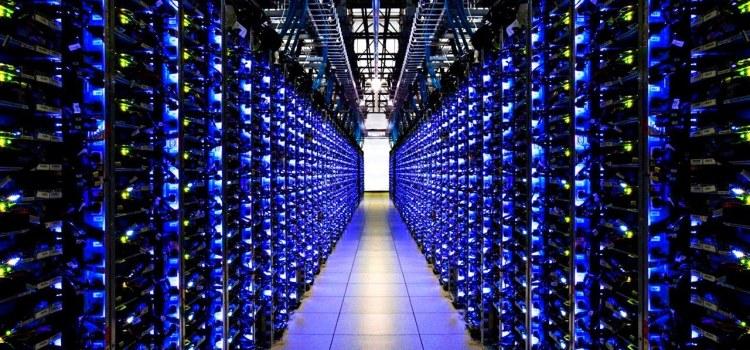Inside The World's Largest Data Center