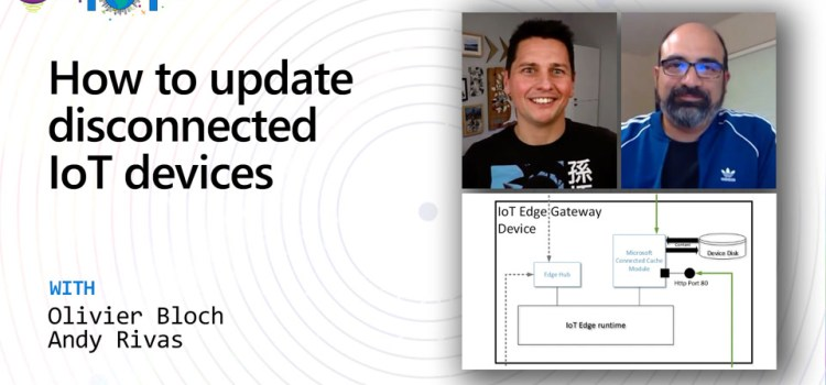 How to Update Disconnected IoT Devices