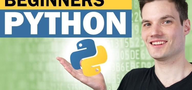 Python for Beginners Tutorial