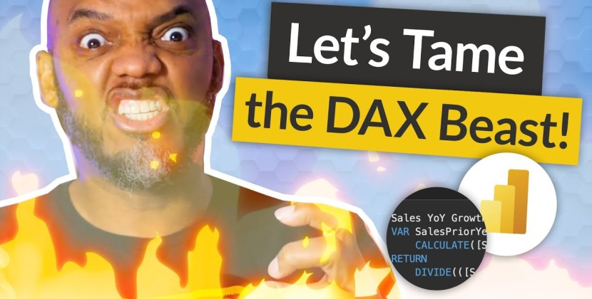 How to Tame the DAX Beast in Power BI