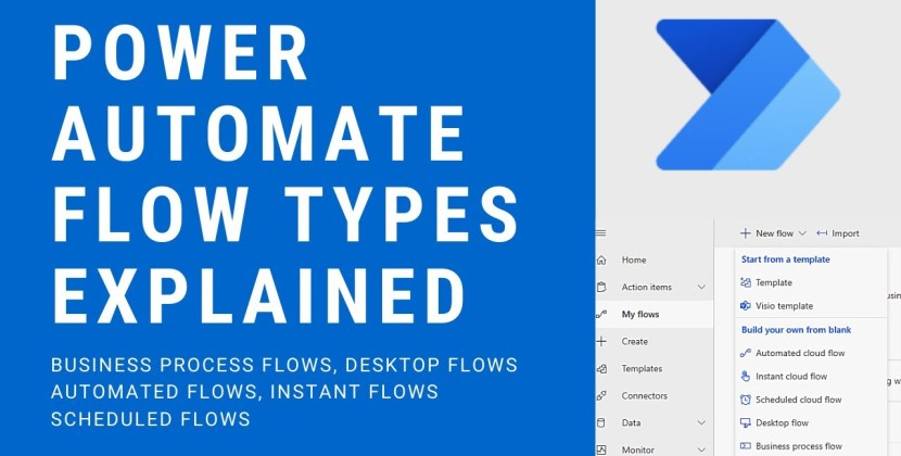 Power Automate Flow Types Explained