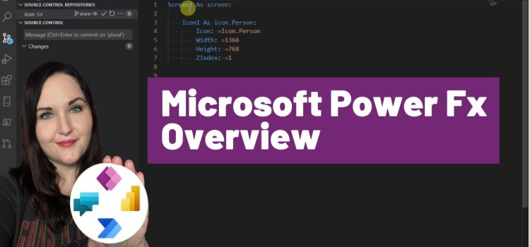 Microsoft Power Fx Overview