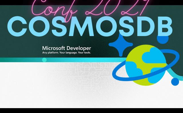 Azure Cosmos DB Conf – Keynote